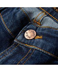 Nudie Jeans Blue Nudie Skinny Lin Jean for men