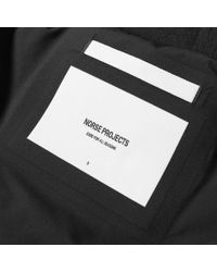 Norse Projects - Black Thor Gore-tex Jacket for Men - Lyst