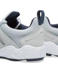 Nike Gray Air Zoom Spirimic Qs for men