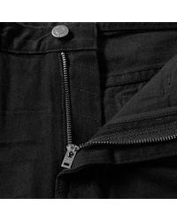 Helmut Lang Black Mr87 Jean for men