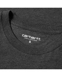 Carhartt WIP Black Carhartt Holbrook Lt Tee for men