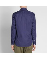 Oliver Spencer - Blue New York Special Shirt for Men - Lyst