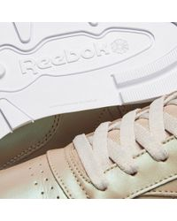 Reebok Multicolor Women's Classic Leather 'pearlized'