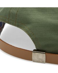 Ebbets Field Flannels Green Standard Adjustable Cap for men