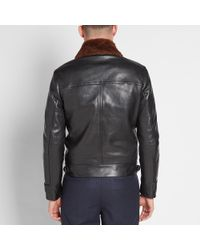 Acne Black Arthur Jacket for men