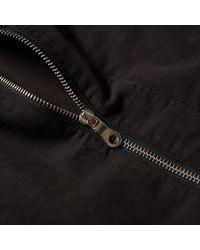 Folk - Black Utility Jacket for Men - Lyst