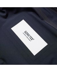 Norse Projects - Blue Thor Gore-tex Jacket for Men - Lyst