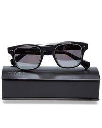 Dita Black Kasbah Sunglasses for men