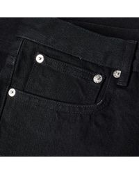 A.P.C. Black Petit Standard Jean