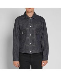 Levi's Blue Levi's Vintage Clothing 1953 Type Ii Jacket for men