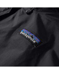 Patagonia Black Torrentshell Jacket for men