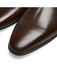 Paul Smith Brown Hamilton Chelsea Boot for men