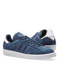 Adidas Originals Blue Campus 80s for men