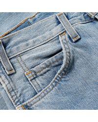 Levi's Blue Levi's Vintage Clothing 1969 606 Jean for men