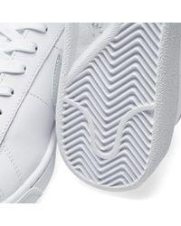 Nike White Tennis Classic Cs for men