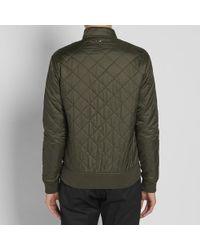 Barbour Green Moss Jacket for men