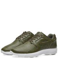 Nike Green Lunar Flow Laser Premium for men