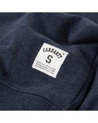 Carhartt WIP Blue Holbrook Marl Sweat for men