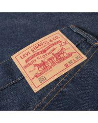 Levi's Blue Levi's Vintage 1966 501 Jean for men