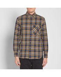 Rag & Bone Brown Cpo Shirt for men