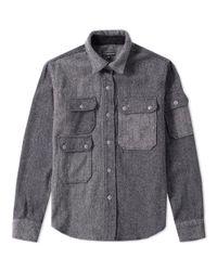 Engineered Garments Gray Cpo Shirt for men