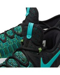 Nike Green Zoom Kd 9 for men