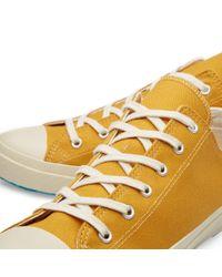 Shoes Like Pottery Yellow 01jp Low Sneaker