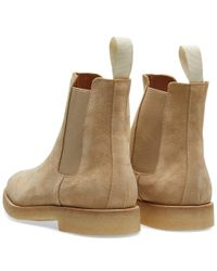 Common Projects Brown Chelsea Boot for men