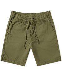 Save Khaki Green Light Twill Easy Short for men