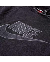 Nike Black Legacy Pullover Hoody for men