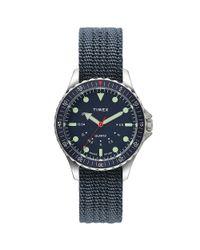 TIMEX ARCHIVE Blue Navi Depth Watch for men