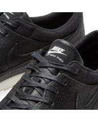 Nike Black W Air Max Thea Premium for men