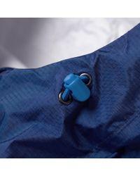 Patagonia Blue Torrentshell Jacket for men
