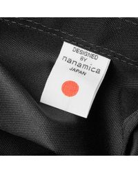 Nanamica Black Cordura Cycling Pack for men