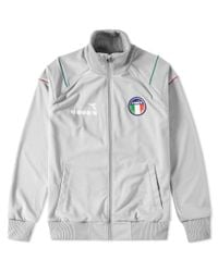 Diadora Gray 80s Italia Jacket for men