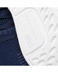 Adidas Blue Eqt Bask Adv for men