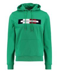 Tommy Hilfiger Green Sweatshirt