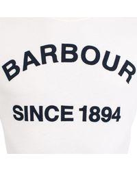 Barbour Multicolor Tiverton T-shirt for men