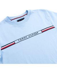 Tommy Hilfiger Multicolor Logo Sweat for men