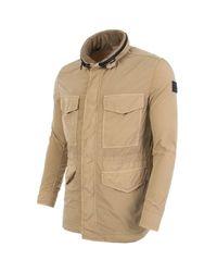 BOSS Natural Casual Olisso Lightweight Jacket for men