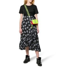 Marc Jacobs Green Snapshot Camera Crossbody Bag