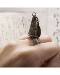 Erica Weiner - Metallic Vintage Berber Talismanic Ring - Lyst