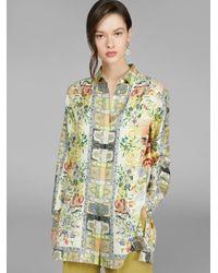 Camisa Desert Mirages Etro de color Multicolor