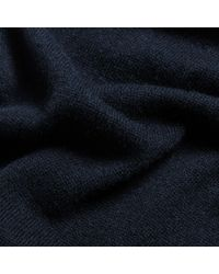 Everlane Blue The Cashmere Scarf for men