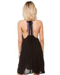 Boho Me | Black Tank Dress | Lyst