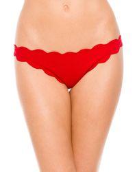 Marysia Swim | Red Brazilian Bottom | Lyst