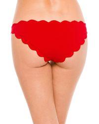 Marysia Swim   Red Brazilian Bottom   Lyst
