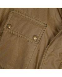 Belstaff Multicolor Explorer Signature Wax Cotton Jacket for men