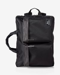 Express - Enter Black Three-in-one Briefcase for Men - Lyst