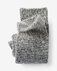 Express - Gray Ombre Boot Socks for Men - Lyst